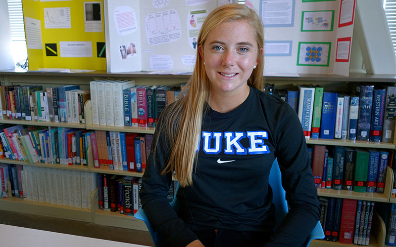 [Video] Duke-Bound Rower Named Varsity Athlete of the Year