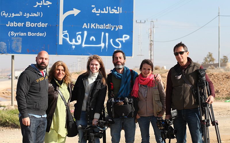 Alumna Filmmaker Captures Syrian Refugee Crisis From a New Angle