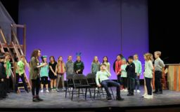 Fourth Graders Shine in Improv Showcase