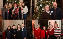 Alumni Celebrate the Season With Festive Gathering