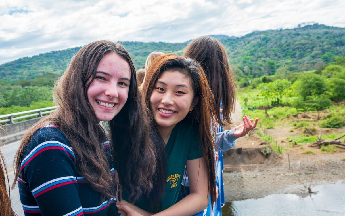 Sophomores Embark on Seventh Annual Costa Rica Trip
