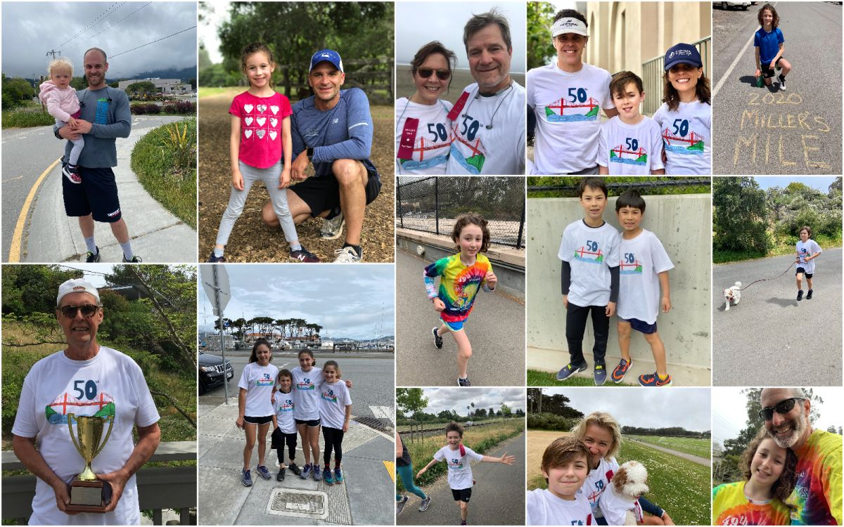 Virtual Miller's Mile a Big Success