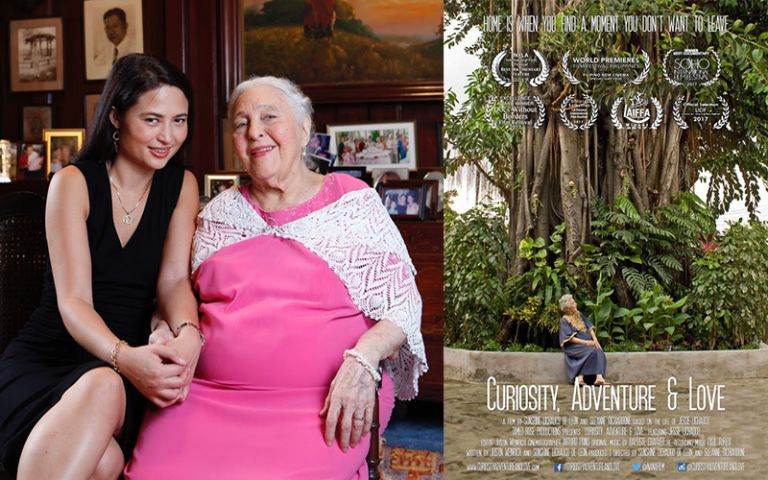 Alumna's Award-Winning Film Celebrates Her Grandmother