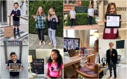 As Classes Begin Remotely, Parents Share Adorable First Day Photos
